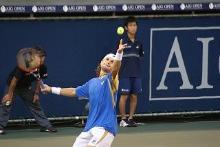 フェレール 2007.JAPAN OPEN ①