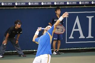 フェレール 2007.JAPAN OPEN ②