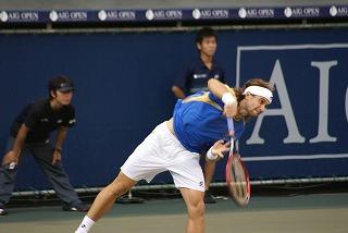 フェレール 2007.JAPAN OPEN ③