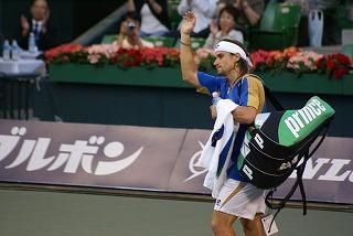 フェレール 2007.JAPAN OPEN ⑧