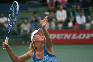 ウルシュラ・ラドワンスカ (ジャパンオープン2010)