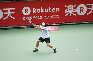 ロディック ジャパンオープンテニス2010