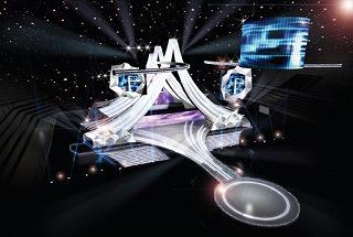 Mnet Asian Music Awards 2011 シンガポールインドアスタジアム BSフジ