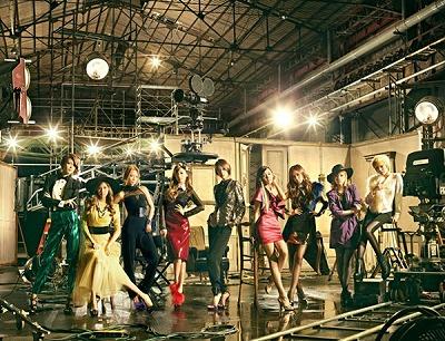 少女時代 THE GIRLS' GENERATION リパッケージアルバム