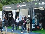 BabolaT ブース (ジャパンオープン2010)