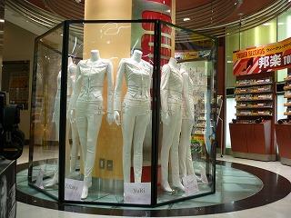 タワレコ新宿 少女時代衣装展