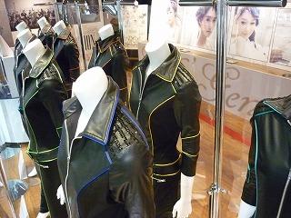 タワレコ渋谷 少女時代 衣装展