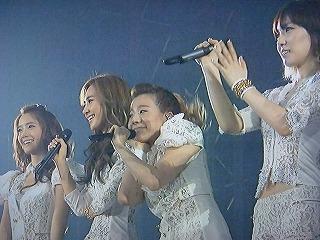 少女時代 ツアー ユナ、ユリ、サニー、テヨン