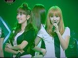 SBS「チョコレート」少女時代「 Gee 」 ジェシカ、ティファニー