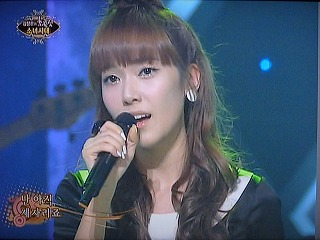 SBS「チョコレート」 少女時代 「 Mistake 」 ジェシカ