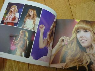 1st Asia Tour DVD 封入ツアーカラーフォトブック ジェシカ