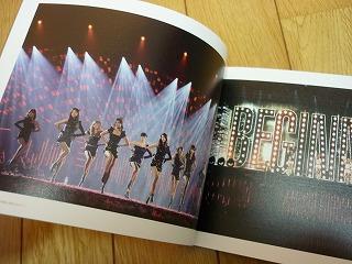 1st Asia Tour DVD 封入ツアーカラーフォトブック