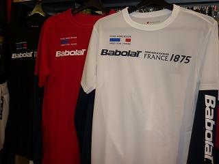 2011 秋 バボラ ロングスリープシャツ