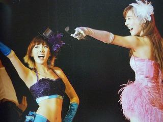 少女時代 FIRST JAPAN TOUR MEMORIAL BOOK テヨン&ティファニー