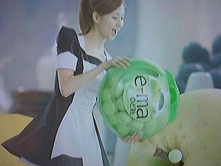 少女時代 e-ma のど飴 cm ソヒョン