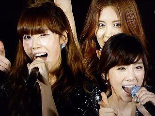 K-POP ALL star live in Nigata ジェシカ、ソヒョン、テヨン