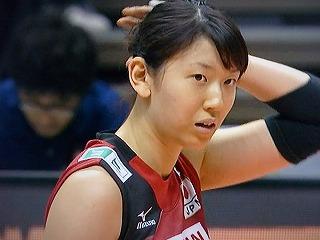 バレーボールWC 2011 江畑幸子