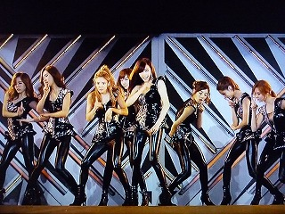 SMTOWN LIVE In TOKYO 少女時代 BAD GIRL