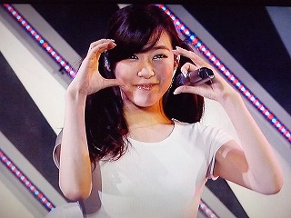 wowow SMTOWN LIVE In TOKYO 少女時代 ♪Gee ティファニー