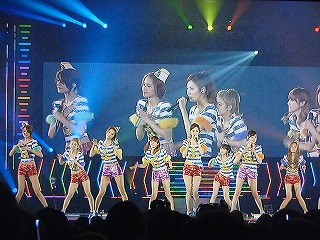 少女時代 JAPAN TOUR 2011 Gee 1 by MJ presents